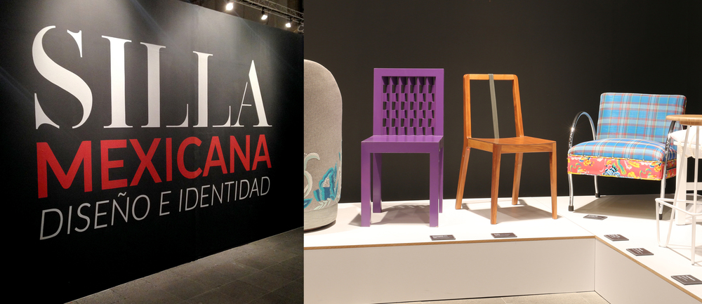 "February 2016 Glad that the Tie Chair is part of the exhibition ""Silla Mexicana, Diseño e Identidad"" curated by Ana Elena Mallet.  The exhibition recollects one hundred Mexican chairs from different years and with so many different concepts.  Visit the exhibition in the Franz Mayer museum."