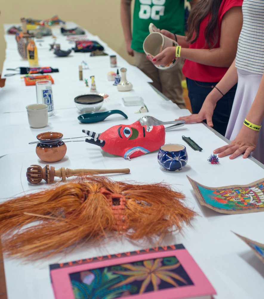 August 18, 2014 Extraordinary Mexican I will be a workshop about Mexican objects at design festival Decode in Monterrey México. September 26-28, you can find your tickets here