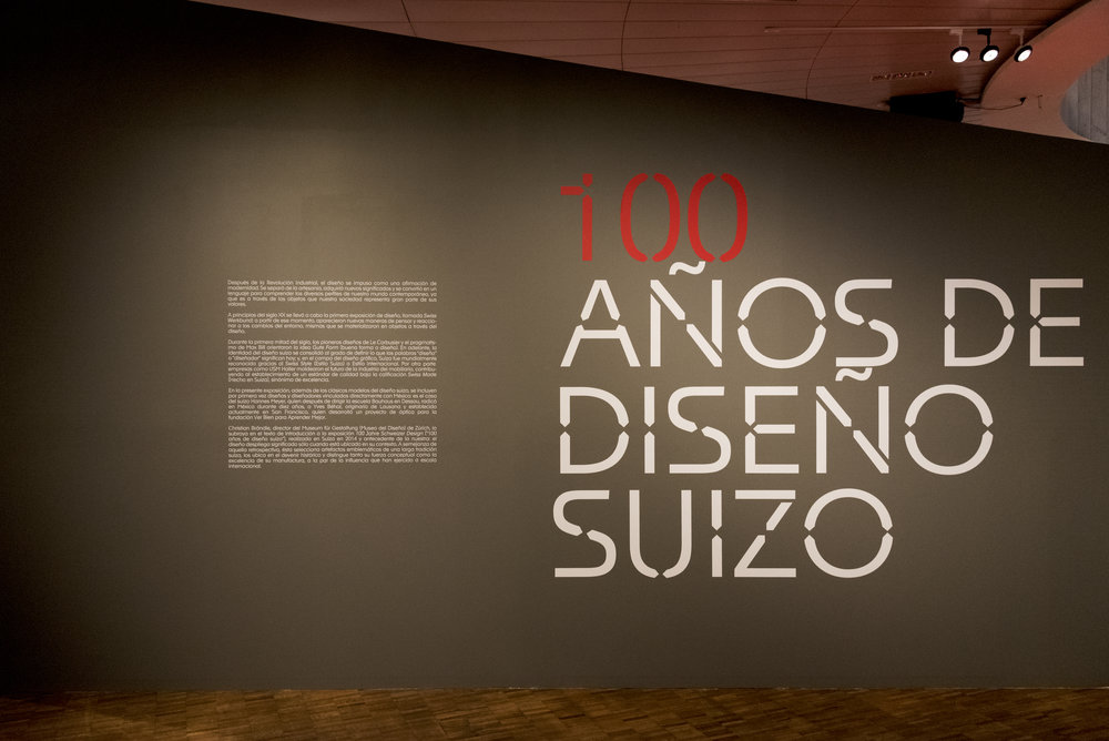 "Nov 2017  ""100 años de diseño suizo"" exhibition at Mexican Museum of Modern Art, my Diario project and the Policosmos family where included because I started them at Ecal in Switzerland, an honor to be there together with amazing Swiss projects."