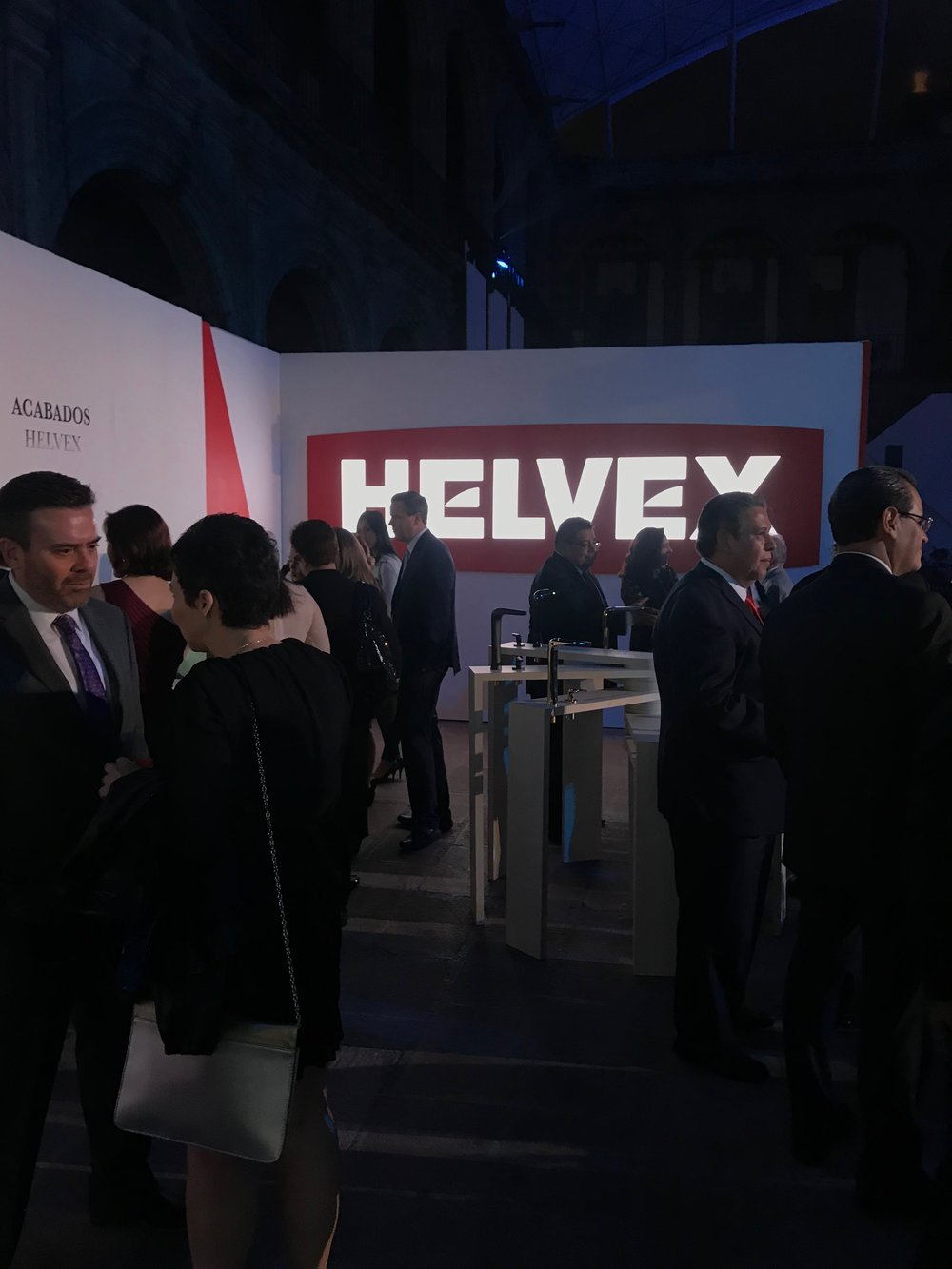 Nov 2018.  In the presentation of Land in the launch of new Helvex products.