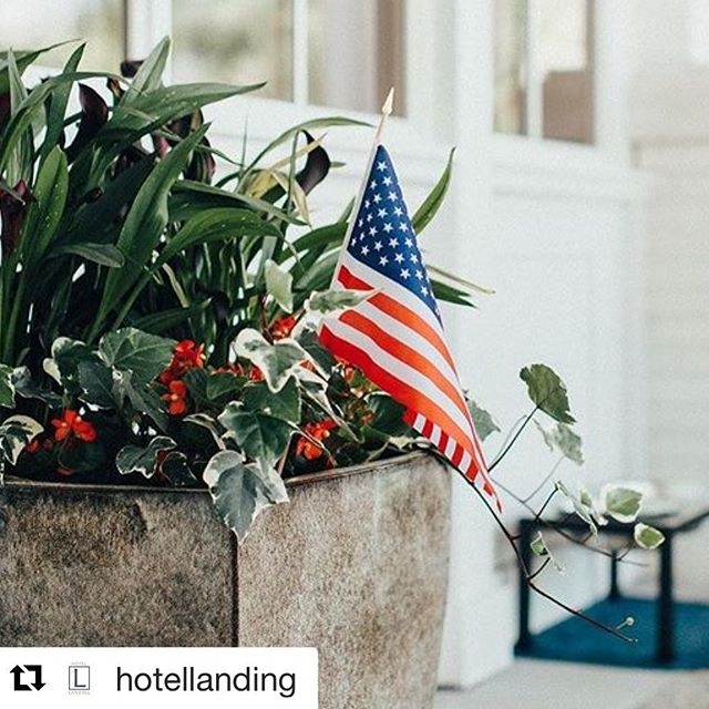 Happy Independence Day from all of us @bohlandwayzata ! #staylocal #4thofjuly #wayzata . . . Repost: @hotellanding