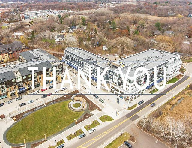 We are officially SOLD OUT and could not be more thankful for our homeowners, friends, community & our partners! With them we are proud to have developed, designed, constructed, marketed & sold 88 luxury condominiums in Wayzata. #thankyou