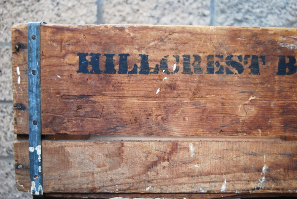 HILLCREST CRATES