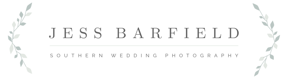 Jess Barfield | Southern Wedding Photography