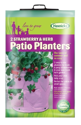 Haxnicks Strawberry & Herb Planters.JPG