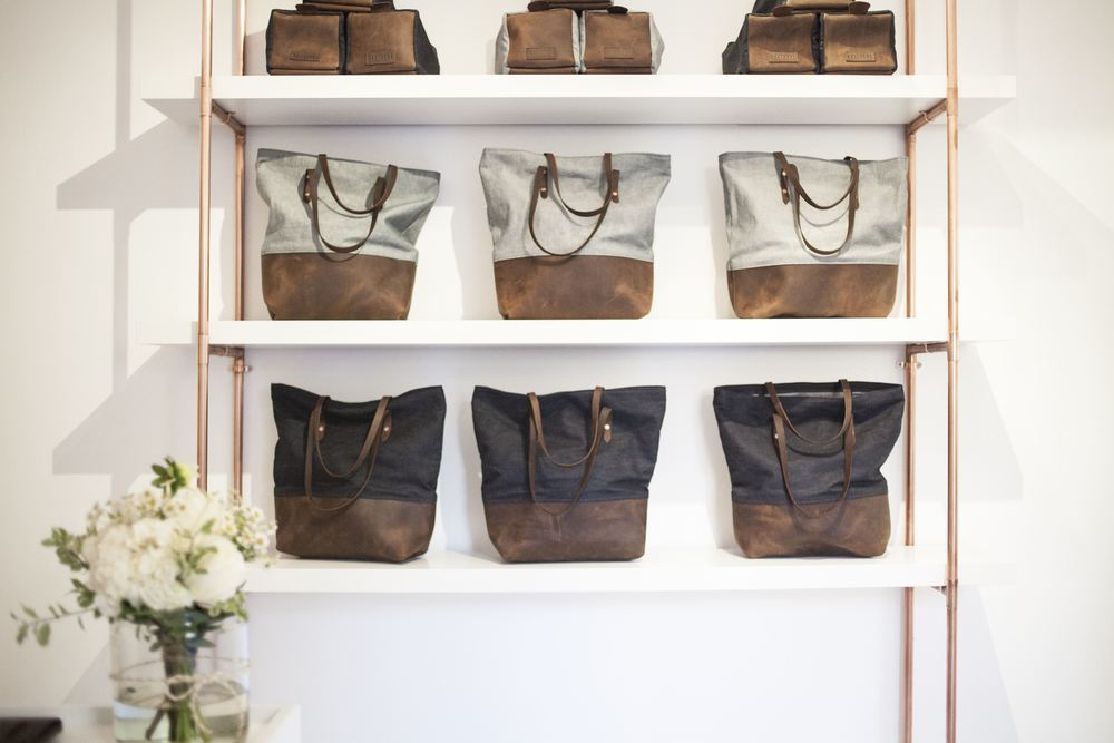 The Mills Tote.