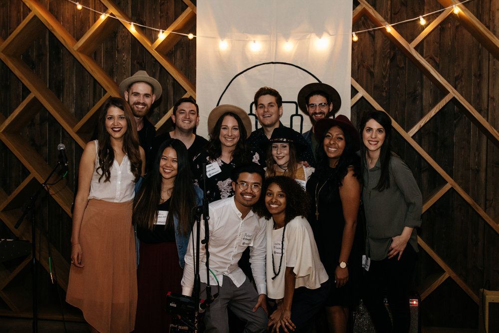 The Socality ATX Leaders & Volunteers that made the night happen!