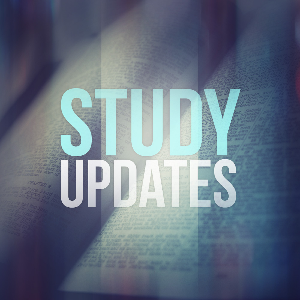 Our Current Study is: Galatians