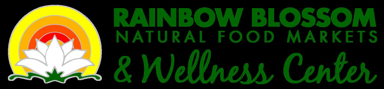 Rainbow Blossom Natural Markets logo