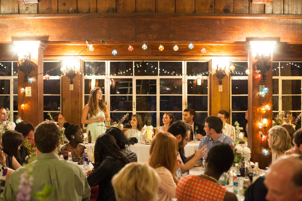 Toasts at Big Thicket