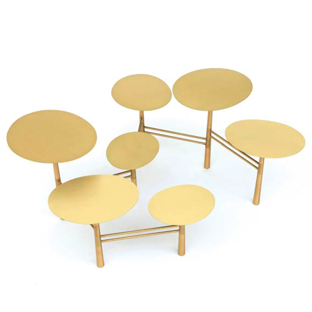 Pebble Coffee Table by Nada Debs through Mondo Collection