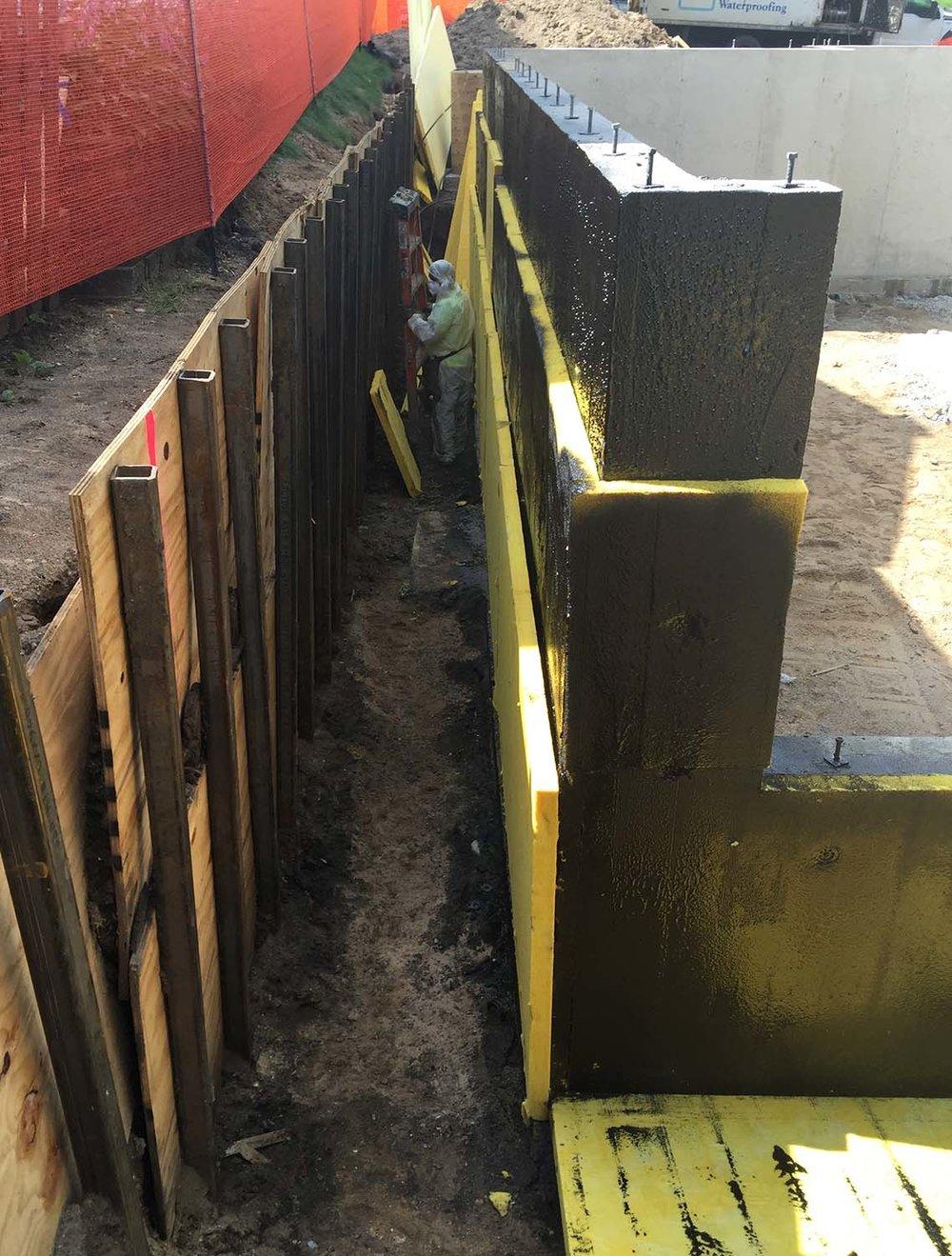Waterproofing: Watchdog H3