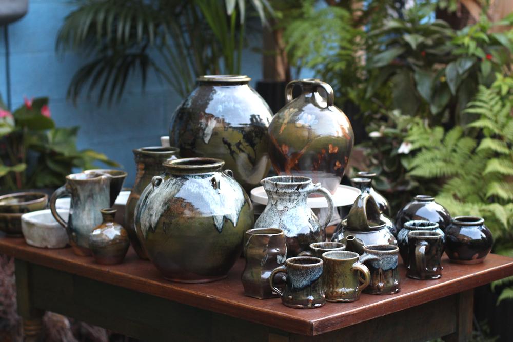 Eric Hahn pottery