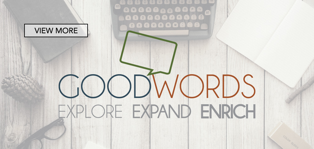 Good Words_Brand Development