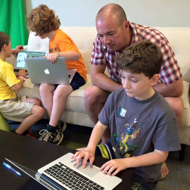 Instructor Shawn MacDonald Shawn is a MA certified Math/Science teacher currently teaching STEM at a local public middle school. He brings 15 years of teaching experience and working with kids to Code & Circuit.