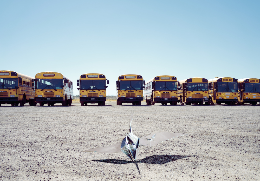 Bus Yard (2014)