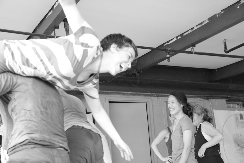 June 19, 2011, Global Underscore,City Life Wellness, Brooklyn. Photo by Benjamin Harley.