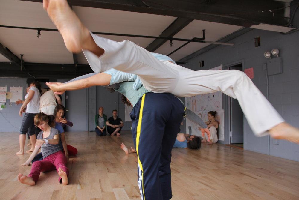 June 19, 2011, Global Underscore,City Life Wellness, Brooklyn. Photo by Jesse.