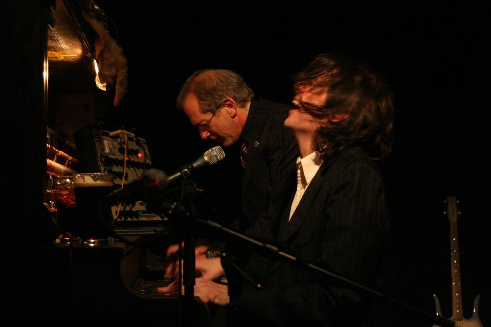 Benmont Tench & Jon Brion