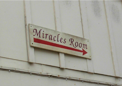 Miracles Intervention Room