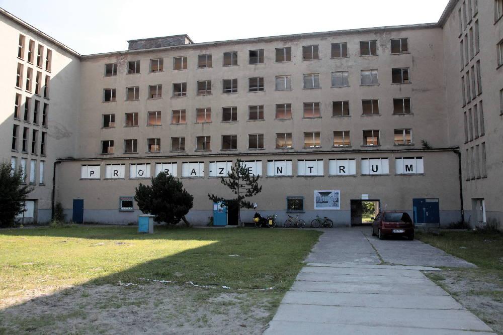 Das Dokumentationszentrum Prora