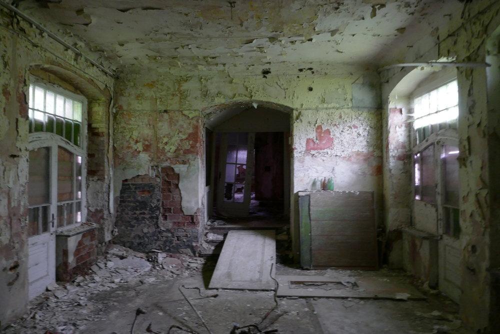 Erholungsheim 'DUNKER'