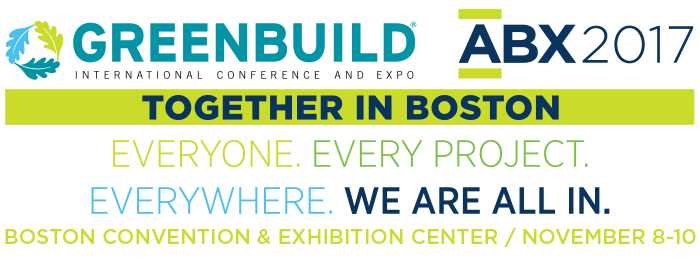 Conference In Boston Wednesday November >> Greenbuild 2017 Comes To Boston This November The Green Engineer Inc