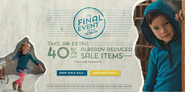 Final Day to Take an Extra 40% off Already-Reduced Sale Items at Tea Collection
