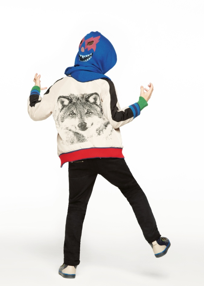 Perhaps the most popular Character Hoodie is Stella McCartney's Bandit Hoodie!