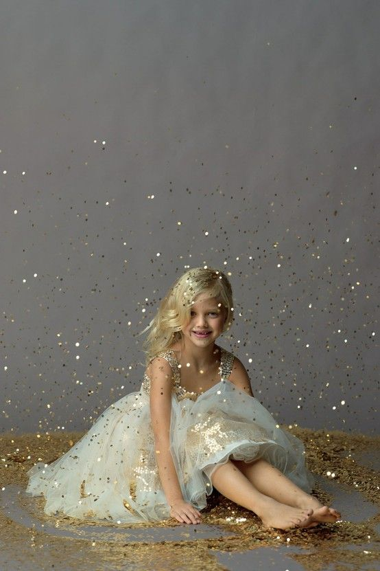 Tulle and Sparkle Love!