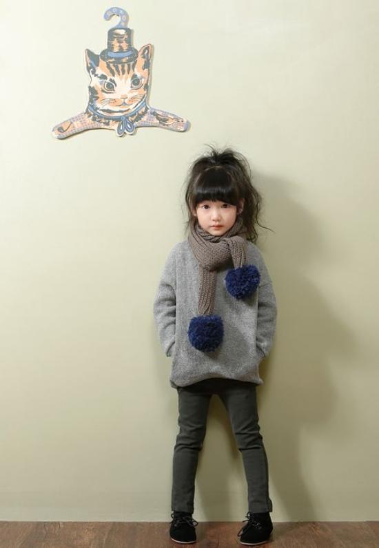 Every Child Needs a Classic &Versatile Grey Heather Sweatshirt in their wardrobe!