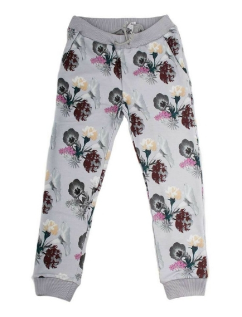 These Cacherel SWEATPANTS WITH FLORAL PRINT ($77.58) are the hippest grey sweatpants with an Allover Flower Print. These Allover Floral Print Sweatpants are elegant grily-girl and yet cool and comfortable. A must-have item your little sweetheart will want to wear every day!
