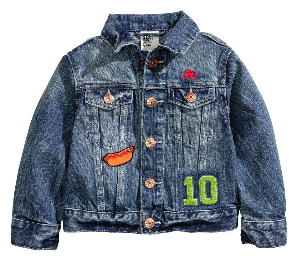 H&M Denim Jacket $24.95