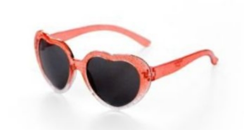 These  OshKosh B'gosh® Heart Sunglasses are super cute heart-shaped lenses which give these Sunglasses a sweet and stylish look. They also feature UV protection to protect your little one's eyes.