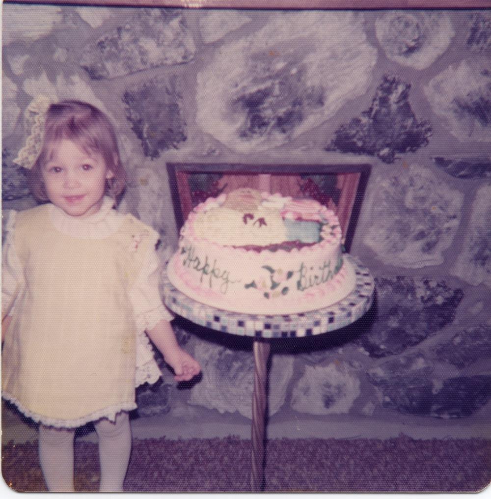 My 2nd Birthday!