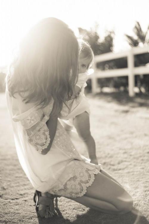 White & Ecru Lace Dresses