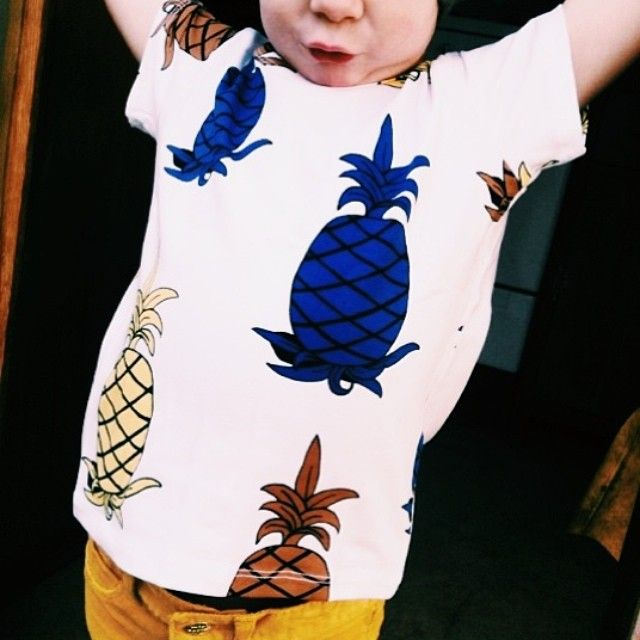 Mini Rodini Pineapple Tee