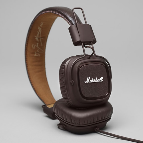 These  Marshall Headphones  are from Marshall, the brand that has carried the heavy sound of rock and roll over the world for half a century with their amps. Marshall continues to push the boundaries of loud into the unknown, bringing the stadium experience home to the individual listener with their headphones and speakers. These are the coolest, most rocking, masculine headphones for Dad this Father's Day!
