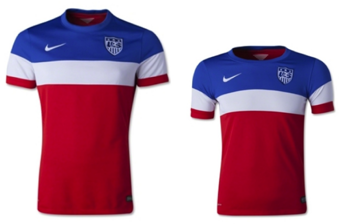This Nike USA 2014 Authentic Away Soccer Jersey ($149.99) and USA 2014 Youth Away Soccer Jersey ($74.99) from worldsoccershop.com is the perfect gift since the FIFA World Cup is starting on Thursday June 12th, and is the globe's premier sporting event that brings out the soccer fan in everyone.  I love getting Dad and his mini me matching Jerseys so they can watch the matches and cheer for their favourite team together.  I am doing this for Albert and Mario, but I think I will be getting the Brazil 2014 Authentic Home Soccer Jersey for them!  And if your Dad isn't a Soccer fan, you can get him and his mini me matching Jersey's of his favourite team, whomever they may be, for Father's Day!