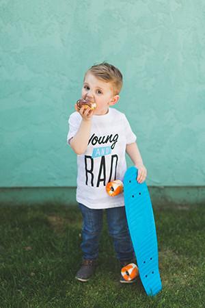 A YOUNG & RAD LOGO