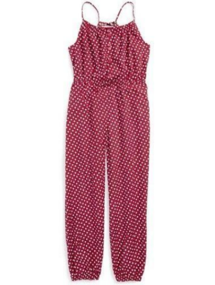 Burberry 'Apolina' Romper  - A cheery floral print jazzes up this sleeveless Jumpsuit that is made from lightweight cotton.