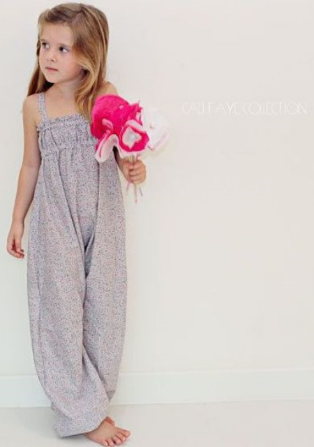 Cali Faye Collection on Etsy, The Marina Romper PDF pattern and tutorial  - This DIY Jumpsuit is one of the most comfortable items of clothing your child will ever wear.  Cali Faye Collection pattern and tutorial will guide you seamlessly through the process of creating your own custom Jumpsuit for your little one!