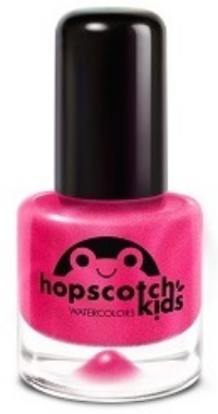 A Shimmering Bright Pink flatters every skin tone, like this  Hopscotch Kids Bubble Gum, Bubble Gum in a Dish