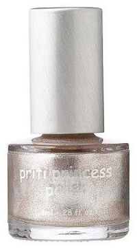 Bring the color of a Shimmering Pink Sand Beach to your little one's nails this summer with this  PRITI NYC PRINCESS Shooting Star,  which is a beautiful golden lamee metallic shimmer - I love Summer Shimmer!