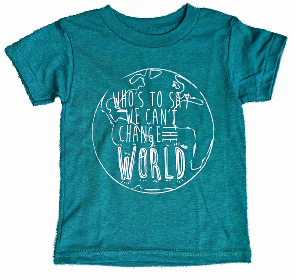 Change the World $25.99