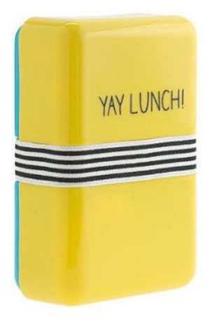 HAPPY JACKSON™ YAY Lunch Box