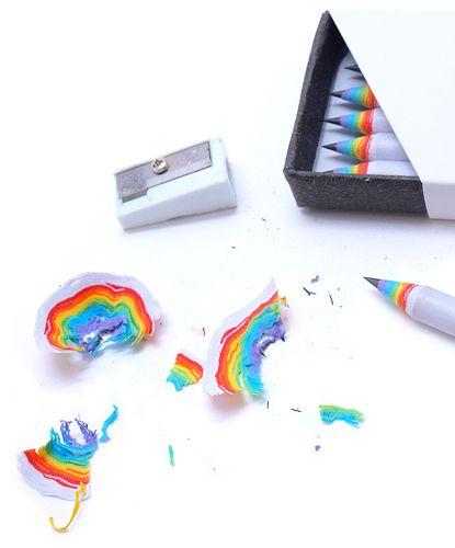 Duncan Shottan Rainbow Pencils
