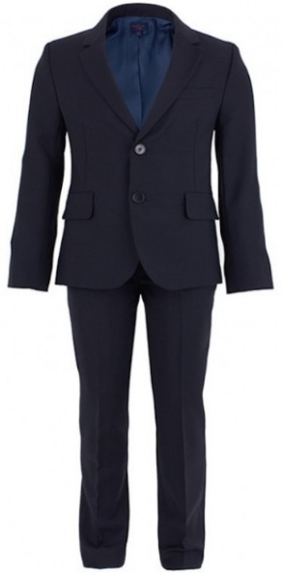 Paul Smith Junior Navy Classic Suit $203.50 is an effortlessly stylish suit. This boys navy classic suit from Paul Smith Junior is a versatile formal layer.