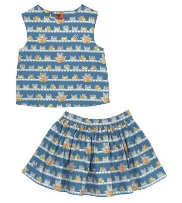 no added sugar Big Hug - Peeking Tom Top $30.57 and no added sugar Gloria - Peeking Tom Skirt $33.06