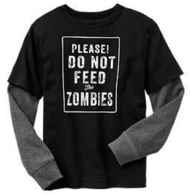 GAP 2-in-1 Halloween Graphic Tee